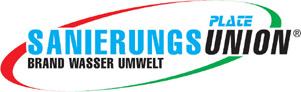 Logo Plate Sanierungsunion